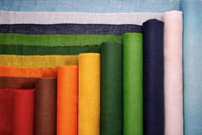 Dekorační tkanina 211 g / m2 - barevná