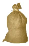 Jutové pytle 80 x 50 cm