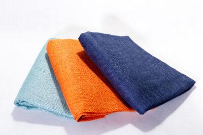 Dekorační tkanina 211 g / m2 - plachetky barevné